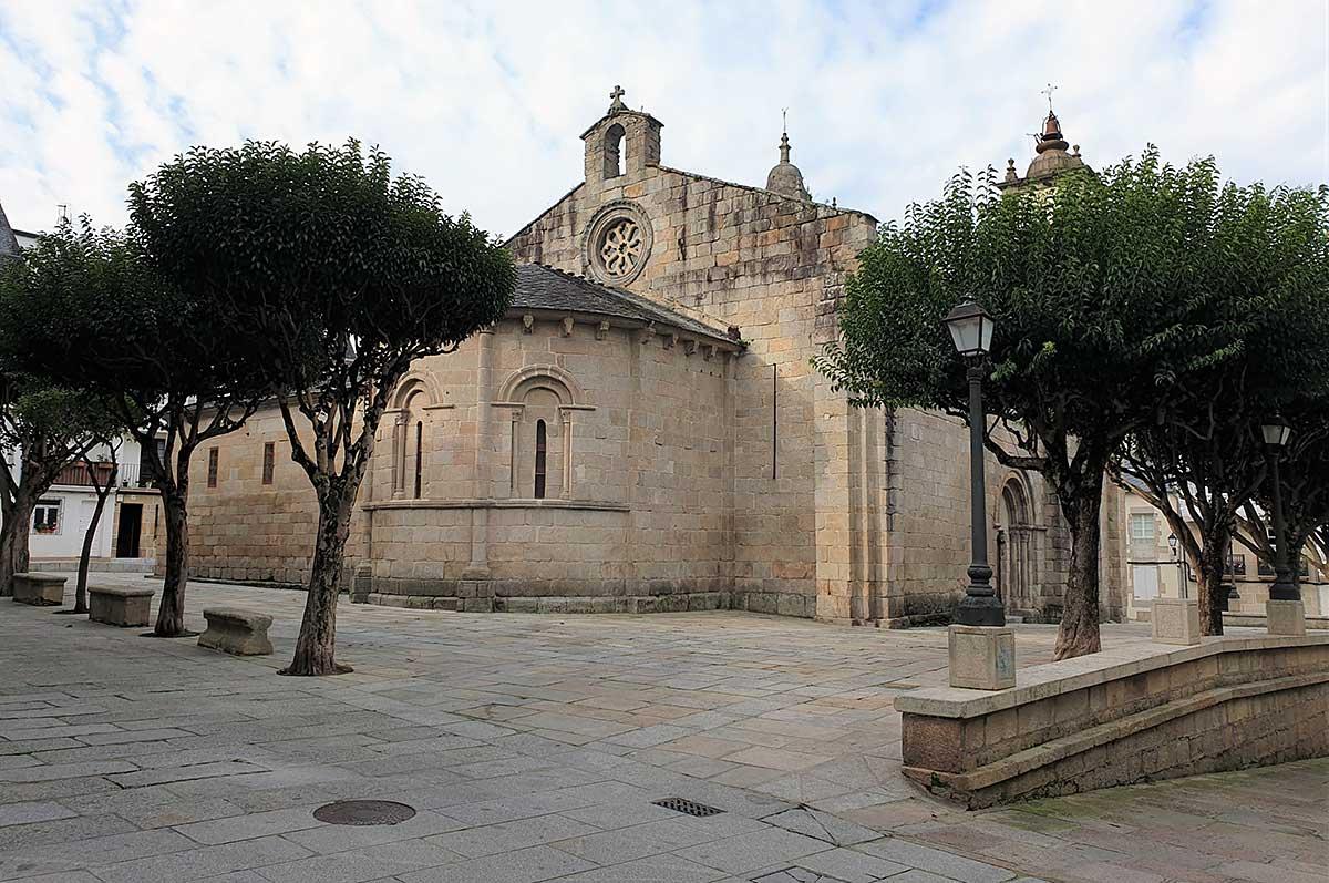 Viveiro. Iglesia de Santa María del Campo