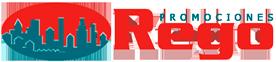 Promociones Rego – Inmobiliaria en Viveiro (Lugo) Logo